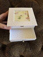 Marjolein Bastin Hummingbird Desk Set Trinket Box