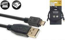 N-serie USB 2.0 cable, High Speed USB, micro-a-Male en micro a-Male, 1,5m, l2