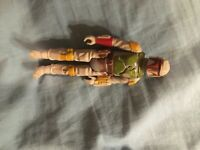 Boba Fett - Vintage Star Wars Action Figure (1979), Hong Kong