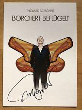 Thomas Borchert AK Tanz der Vampire Ronacher Autogrammkarte original signiert 2