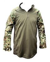 Genuine British Army Surplus UBAC Shirt MTP Multicam Military Combat Green