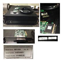 Digidesign EB7-DIGI PCI E to PCI E Chassis