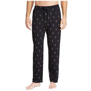 Polo Ralph Lauren Men's Buttery Soft Cotton Pajama Bottoms Lounge Pants NWT