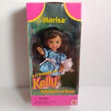 Vintage Marisa Doll Lil Friends of Kelly 18036 16058 Mattel 1997 New