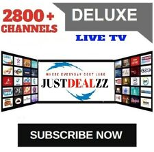 IPTV SUBSCRIPTION SERVICE 6 MONTHS CROWN TV - 2800+ LIVE TV + VOD / IPTV SERVICE
