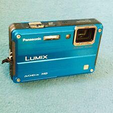 Panasonic DMC-TS2 LUMIX 14.1MP Digital Camera Shock & Waterproof w/box & manuals