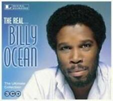 Ocean, Billy - The Real... Billy Ocean NEW CD