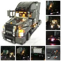 LIGHT BRICKS - LED Light kit for LEGO Technic Series Mack AnthBig Truck 42078