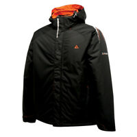 Dare2b Mens Collide Jacket Ski Waterproof Windproof Padded Insulated Coat Black