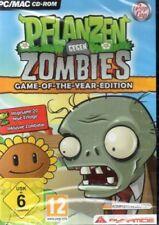 Pflanzen gegen Zombies - Game of the Year - PC / Mac - deutsch - Neu / OVP