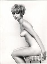 c.1970 PHOTO KREUTSCHMANN NUDE LARGE PRINT # 259