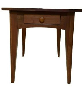 Ethan Allen New Impressions American Shaker End Table #24-8513 234 Prairie 2007