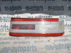 90-92 CADILLAC ALLANTE OEM LEFT DRIVER SIDE REAR TAIL BRAKE LIGHT LAMP TAILLIGHT