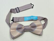 Charles BowTie Swiss Designer Brand NEW Adjustable Pre Tied Bow Tie Bargain Gift