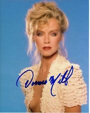 DONNA MILLS signed autographed KNOTS LANDING ABBY EWING photo
