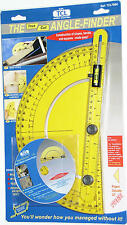 DAILY DEALS TRUE-CUT Angle Finder - Measuring Tool *Roof Pitch