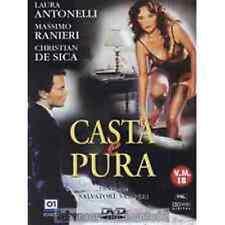 Dvd CASTA E PURA - (1981) *** Laura Antonelli & Enzo Cannavale  *** ....NUOVO
