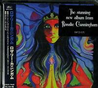 ROSALIE CUNNINGHAM-S/T-IMPORT CD WITH JAPAN OBI E64