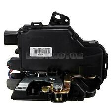 Rear Left Door Lock Mechanism Actuator For VW GOLF BORA LUPO PASSAT B5 MK4 UQ02