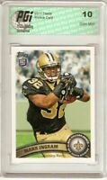Mark Ingram Saints Alabama 2011 Topps Rookie Card PGI 10