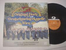 3048) LP - Original Hoch- und Deutschmeisterkapelle Wien - Hermann
