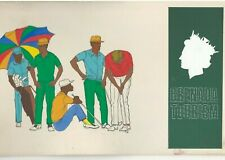 Grenada  1970 Golf, Tourism, unissued essay artwork