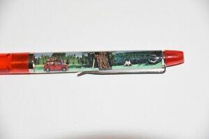 vintage Denmark Floaty pen Chandelier Drive-Thru Tree Park Leggett California