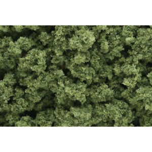 Woodland Scenics FC145 Light Green Bushes Clump-Foliage New