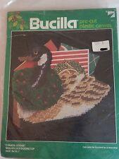 Bucilla CANADA GOOSE Mailholder Doorstop Plastic Canvas Kit 61046