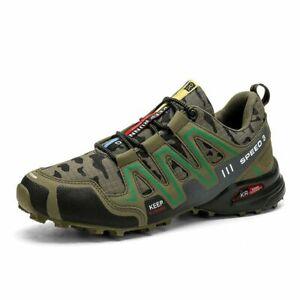 New Speedcross3 Men Hiking Shoes Outdoor Trekking Sneaker Sports Running Shoes