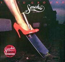 SMOKIE - SOLID GROUND  CD ++++ NEU