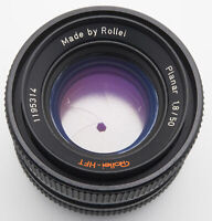 Rollei HFT Planar 1.8/50 50mm 50 mm 1.8 Rolleiflex QBM