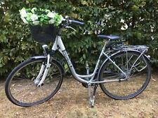 "Pegasus Premio SL Citybike Damen 28"" Shimano + Zubehör, Fahrrad"