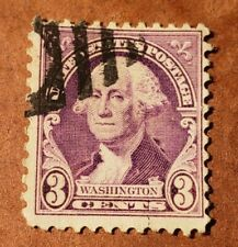 GM1 US 1932 George Washington 3 Cent Used STAMP