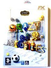 Crazy Machines 2 PC Nuevo Precintado Videogame Videojuego Sealed New PAL/ITA
