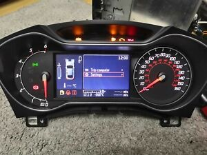 FORD MONDEO S-MAX GALAXY CONVERS TDCi SPEEDO CLOCK CLUSTER UPDATED
