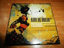 OJOS DE BRUJO Techari CD ALBUM PROMO CARTON DEL AÑO 2005 CONTIENE 14 TEMAS