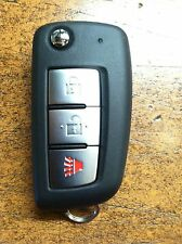 NEW OEM 2014-2016 NISSAN ROGUE REMOTE WITH UNCUT KEY  FOB / BLANK