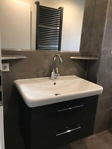 Befliesbare Duschablagen – nachträglich einbaubar - V2A Edelstahl 340mm WL3016