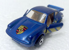 Matchbox Lesney Superfast Porsche Turbo 1978 Blue