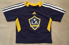 LA Galaxy Adidas Childs Football Soccer Away Shirt Jersey - 12 months