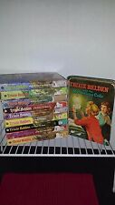 Trixie Belden Lot of 10 Hardcover Series  4 8 9 10 11 12 14 15 16 + Mysterious
