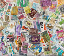 Hong Kong Stamp Collection - 300 Different Stamps