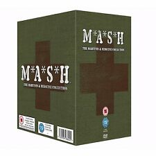 "MASH The Martinis & Medicine Season Series 1 - 11 + Move DVD Box Set ""Clearance"""