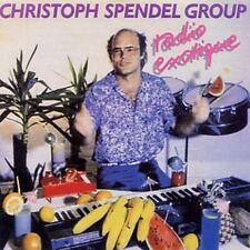 Christoph Spendel Group [CD] Radio exotique (1985/93)