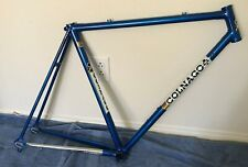 Colnago Super Frame, Chrome Fork, Mint or NOS, 54 cm tt