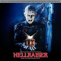 CHRISTOPHER YOUNG - HELLRAISER - NEW CD SOUNDTRACK