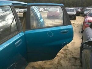 Driver Left Rear Side Door Hatchback Electric Fits 09-11 AVEO 335841
