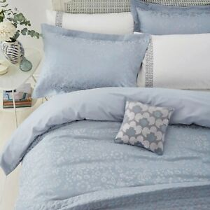 Helena Springfield Lilly (Bluebell) Jacquard King Duvet Cover only 230x220cm