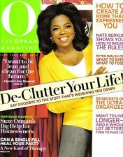 O The Oprah Magazine March 2011 Volume 12 Number 3  De-Clutter Your Life